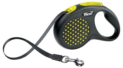 FLEXI Design S vodítko pásek 5m žlutá