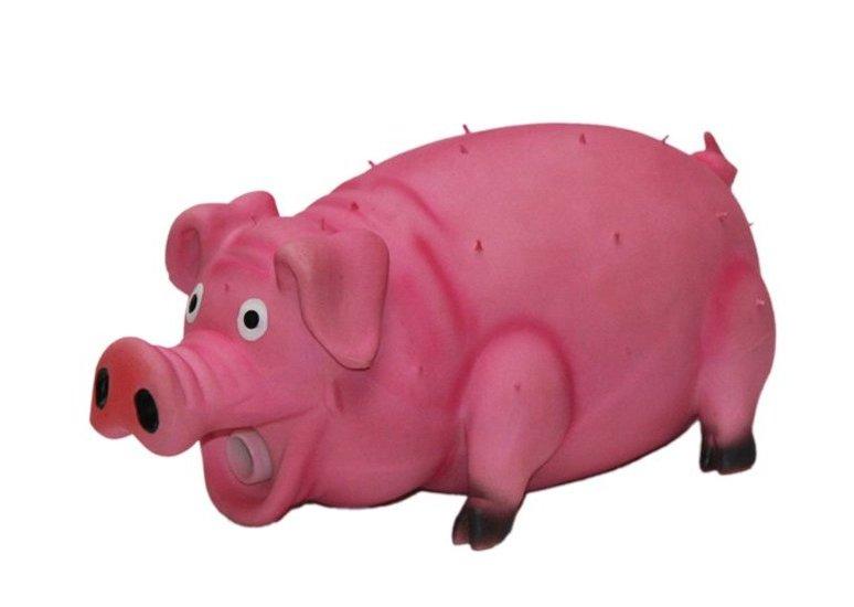 Nobby hračka latexový chrochtající čuník 20cm