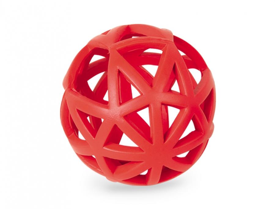 Nobby hračka pes děrovaný míč large 12,5cm