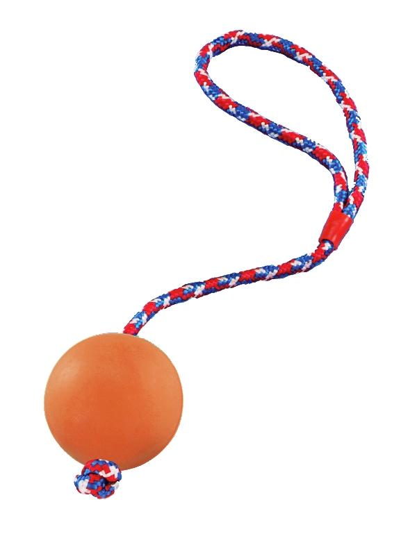 Nobby Rubber Line odolný míček guma 7cm