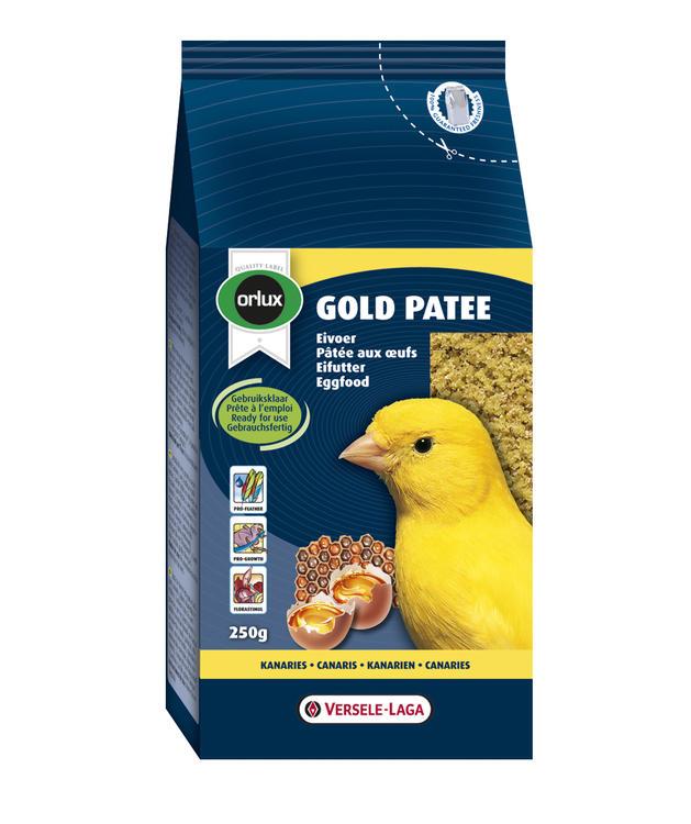 ORLUX Gold patee vaječné krmivo 1kg