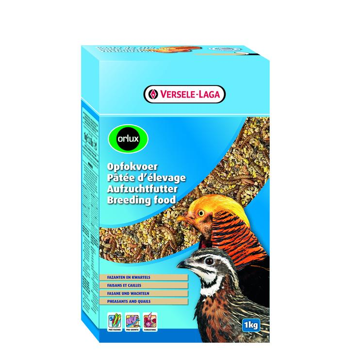 Orlux Eggfood krmivo pro bažanty, koroptve a křepelky 1kg