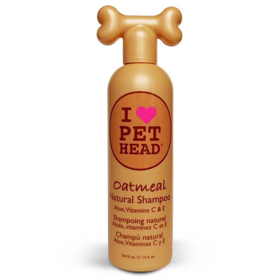 Pet Head Oatmeal přírodní šampon 354ml