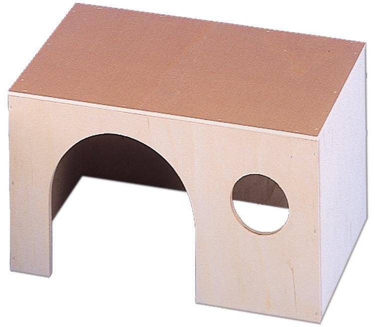 Nobby dřevěný domeček pro morče extra 27 x 19 x 15 cm