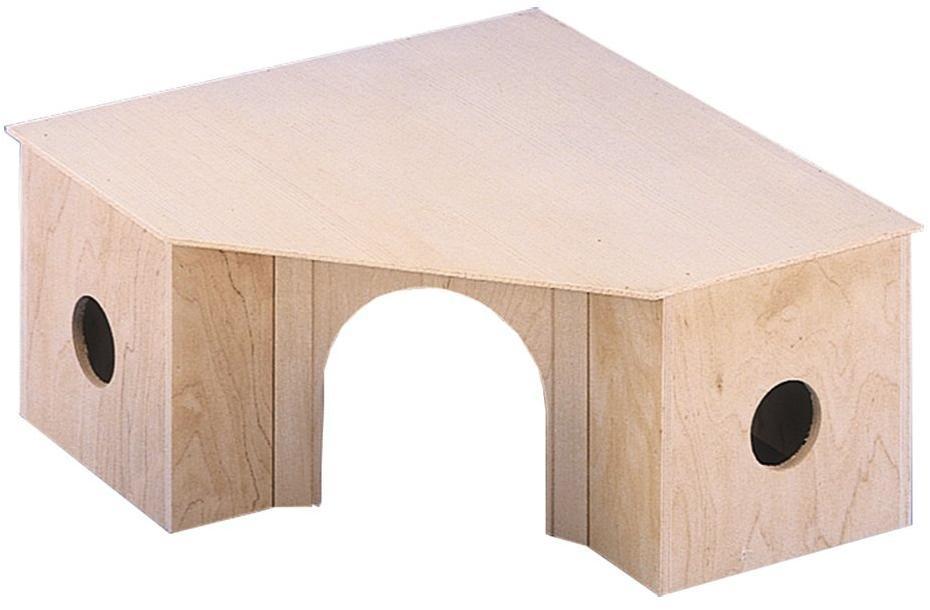 Nobby Perry domeček dřevo 20 x 20 x 8,5cm