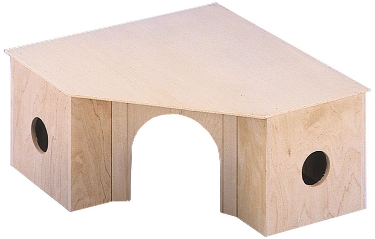 Nobby Perry domeček dřevo 37,5 x 37,5 x 17,5cm