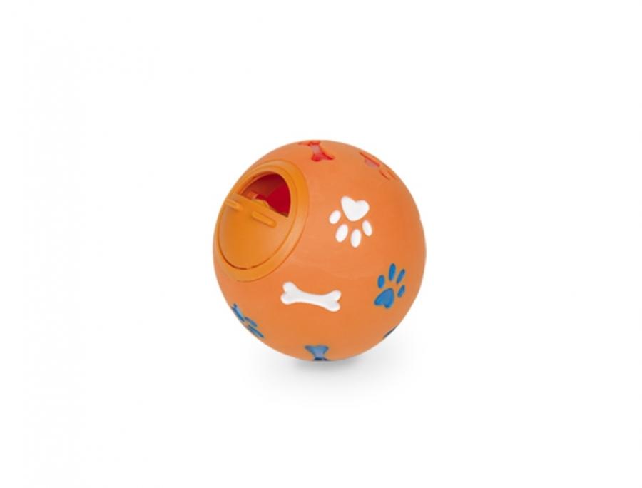 Nobby Snack Ball hračka plnitelná 7,5cm