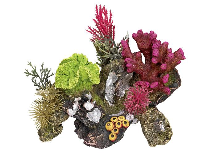 Nobby akvarijní dekorace korálový kámen 17 x 12,5 x 12 cm