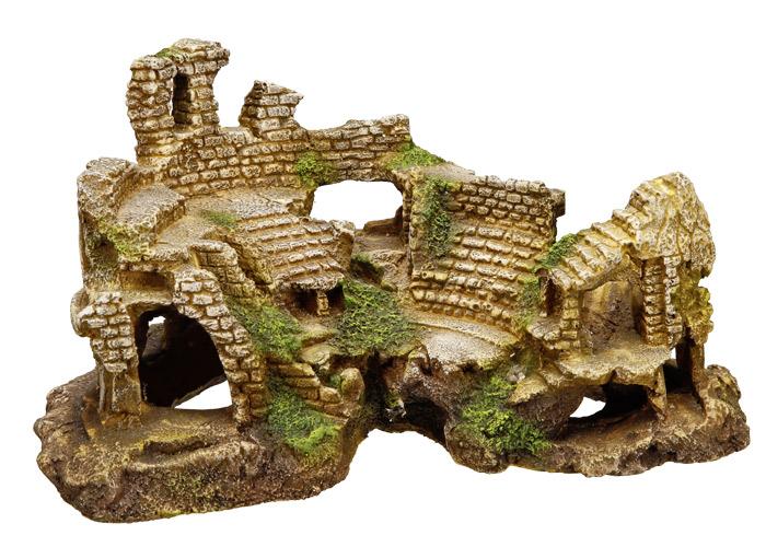 Nobby akvarijní dekorace zřícenina Koloseum 25,5 x 15 x 13 cm