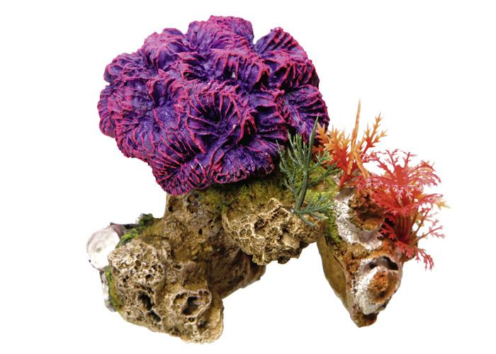 Nobby akvarijní dekorace korály 13 x 10 x 12 cm
