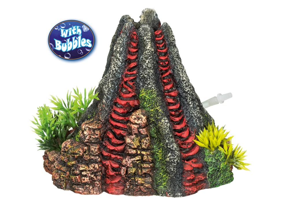 Nobby dekorace vulkán vzduchování 14x13x12,5cm
