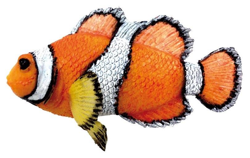 Nobby Fantasy Decor plovoucí rybka Nemo 10,5 x 5 cm