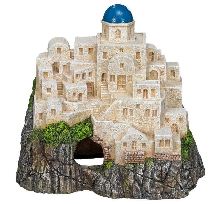 Nobby akvarijní dekorace Santorini 17x12x15cm