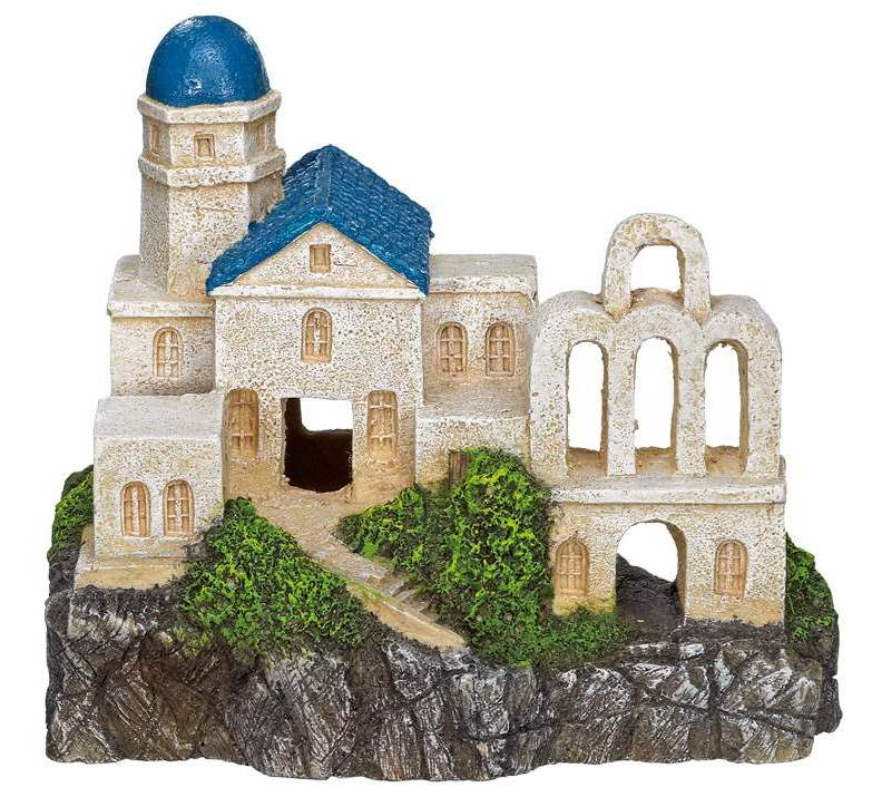 Nobby akvarijní dekorace Santorini 12,5x9x10,5cm