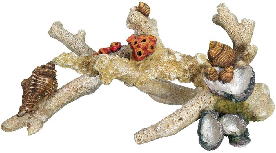 Nobby akvarijní dekorace korál 19,5 x 10,5 x 9,5 cm