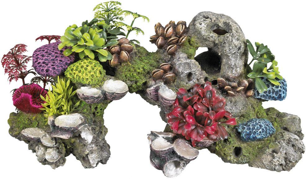 Nobby akvarijní dekorace umělý korál 28 x 12 x 13,5 cm