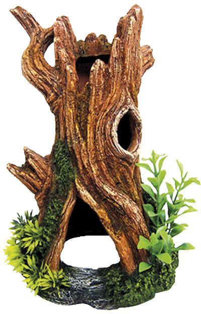 Nobby akvarijní dekorace kmen stromu 14,8 x 14 x 22,3 cm