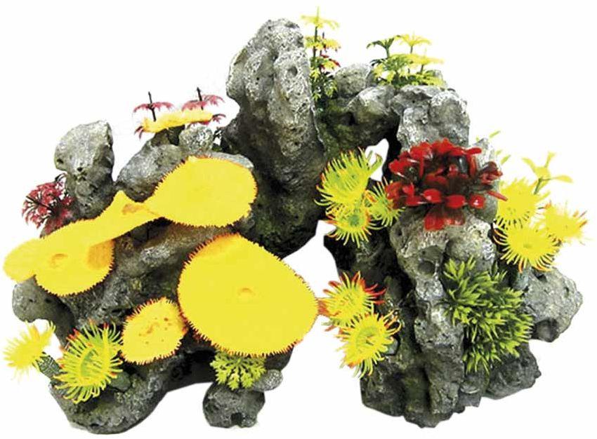 Nobby akvarijní dekorace korálová skála 38 x 18,5 x 23 cm