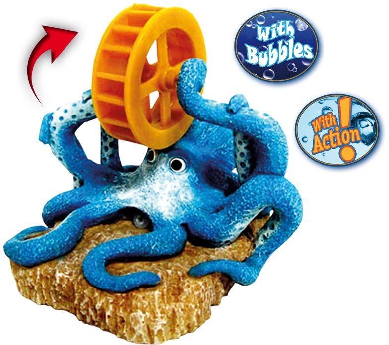 Nobby akvarijní dekorace chobotnice 13,8 x 13,5 x 12,7 cm