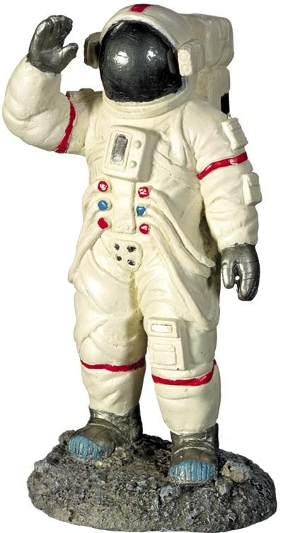 Nobby akvarijní dekorace astronaut 9,3 x 8 x 17,5 cm