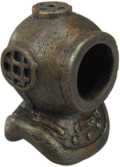 Nobby akvarijní dekorace Potápěčská helma 6 x 5,5 x 8,3 cm