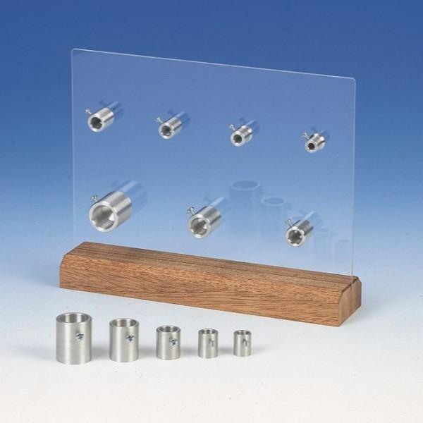 Nobby hliníkový držák bidýlka 10,5mm 1ks