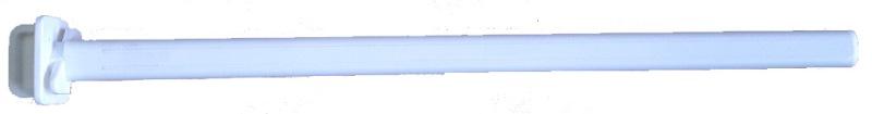 Nobby bidýlko do klece plast 22cm 1ks