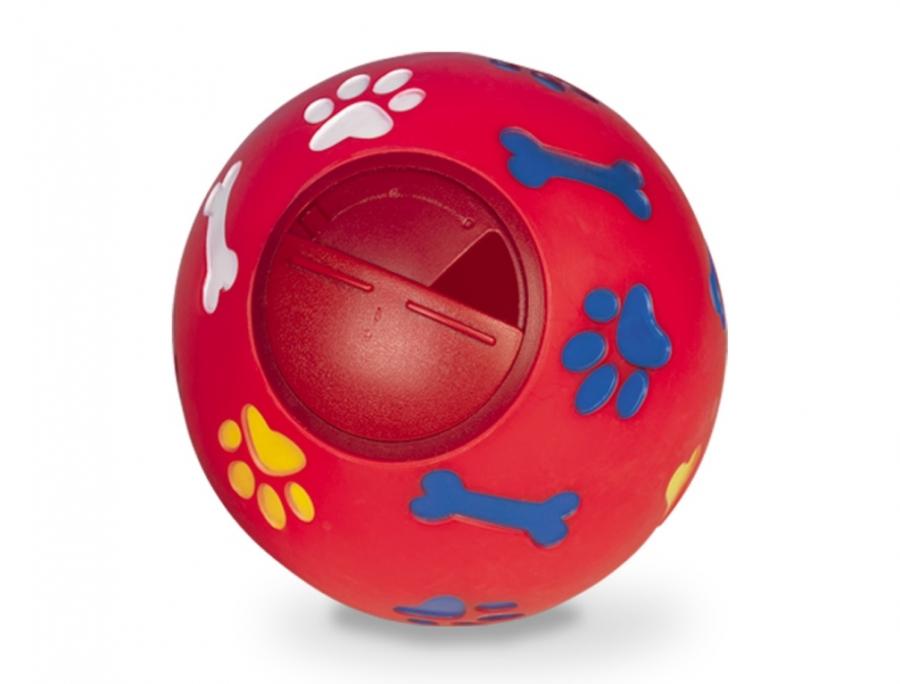 Nobby Snack Ball hračka plnitelná 14,5cm