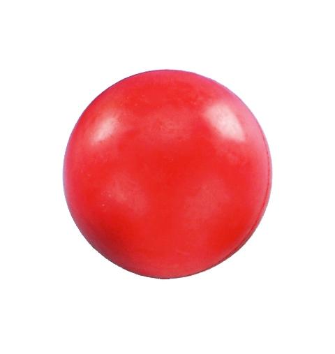 Nobby Rubber Line hračka míček z tvrdé gumy 6,5cm