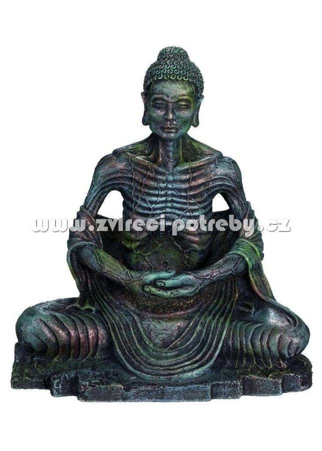 Nobby akvarijní dekorace sedící socha 14 x 8 x 15,5 cm