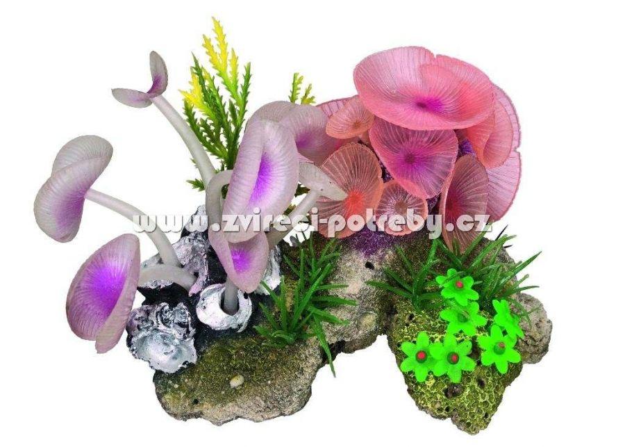 Nobby akvarijní dekorace korálový kámen 14 x 10 x 10 cm