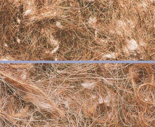 Nobby hnízdní materiál zvířecí srst + rostlinná vlákna 100g