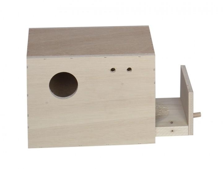 Nobby hnízdící budka pro andulky 20 x 14 x 15 cm
