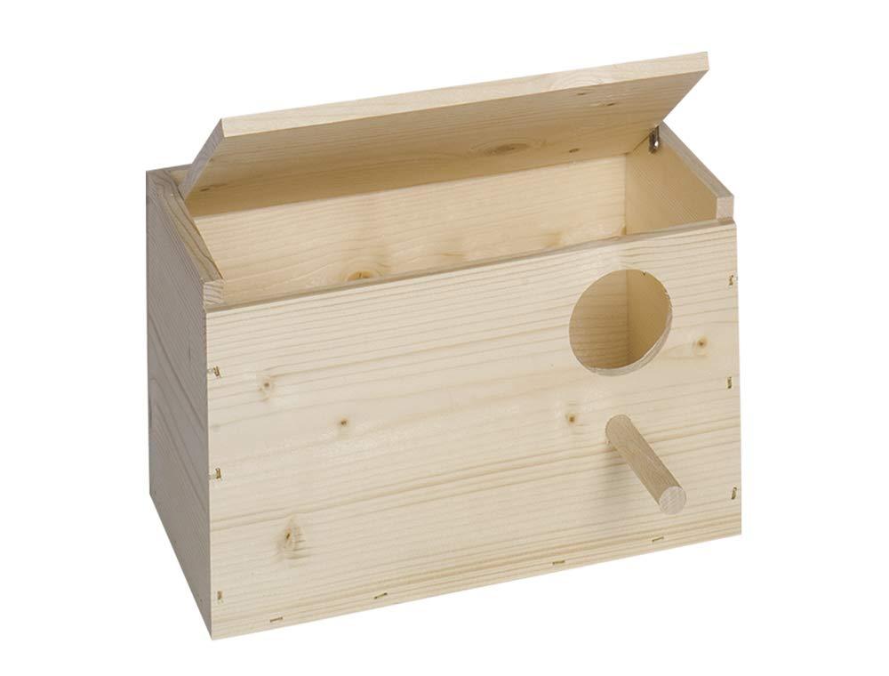 Nobby hnízdící budka pro andulky 21 x 13 x 12 cm