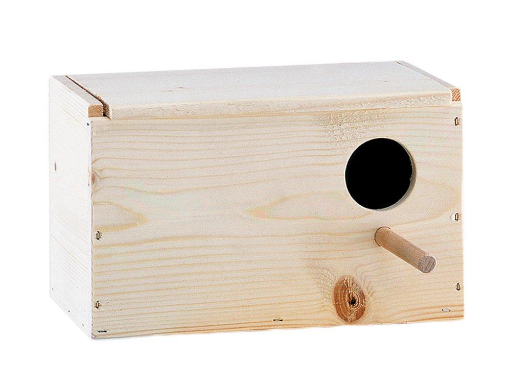 Nobby hnízdící budka pro andulky 25 x 16 x 16 cm