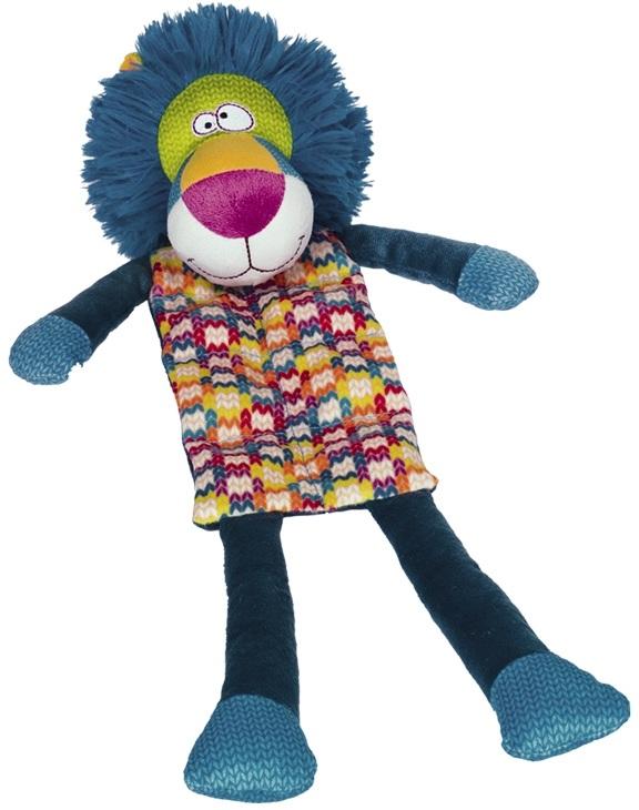 Nobby plochá hračka pro psy lev 54 cm