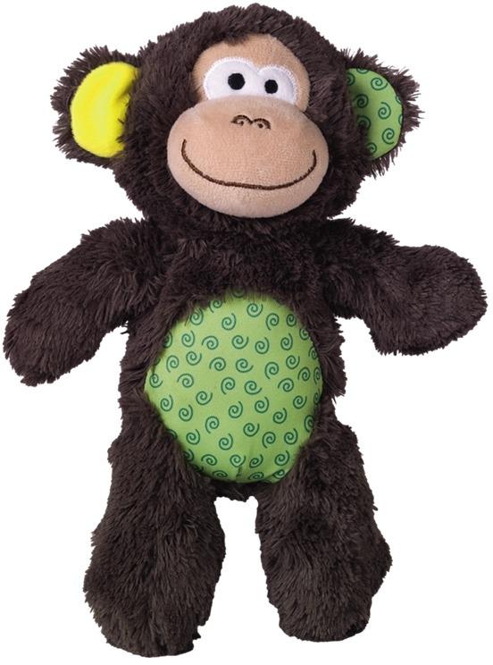 Nobby hračka plyšový opice pro psy 28 cm s lanem