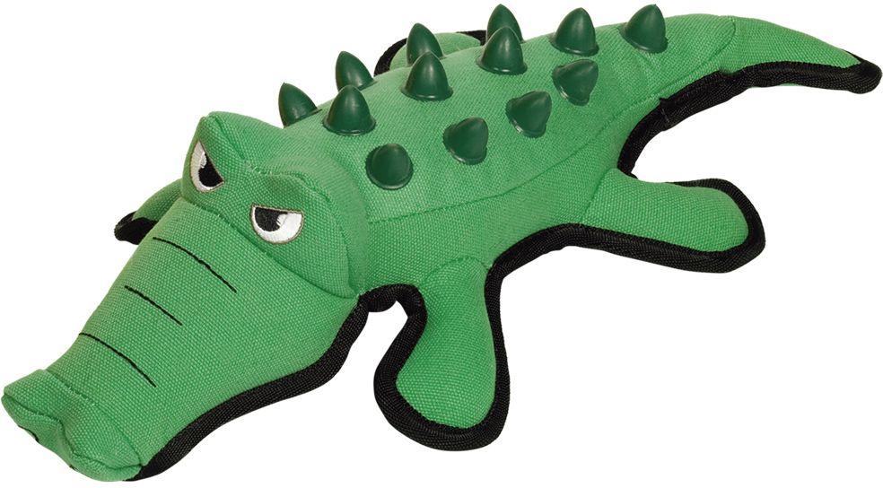 Nobby Extra Strong hračka pro psa krokodýl 41 cm