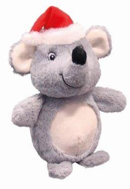 Nobby vánoční hračka myš 20cm