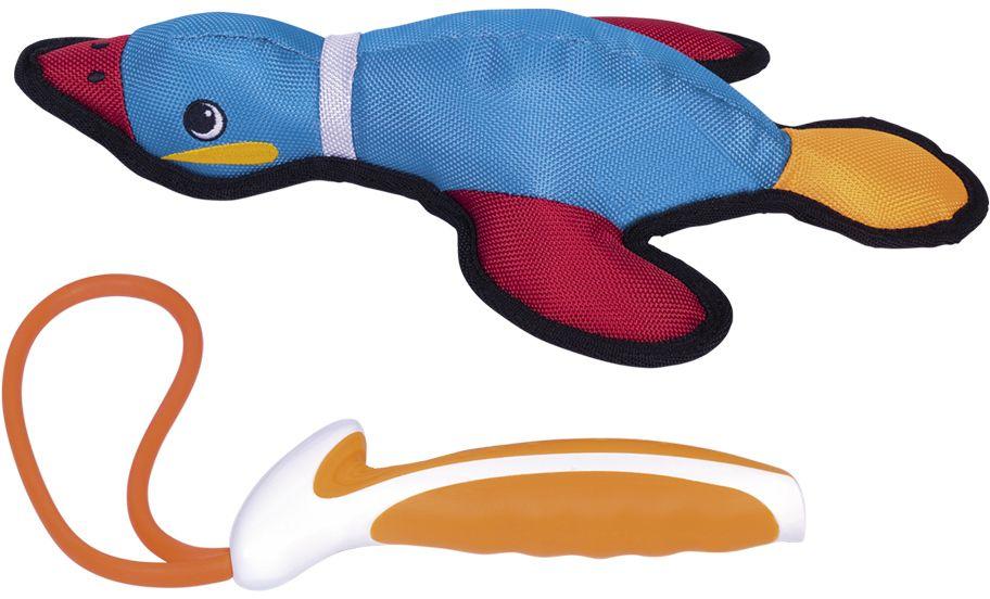 Nobby hračka pro psy aportovací létající kachna 34cm