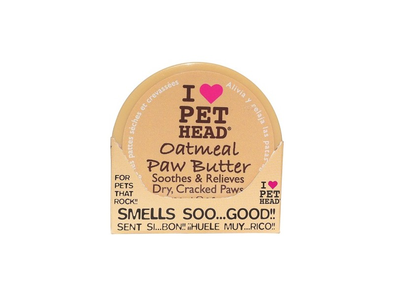 Pet Head Oatmeal Paw Butter 59ml