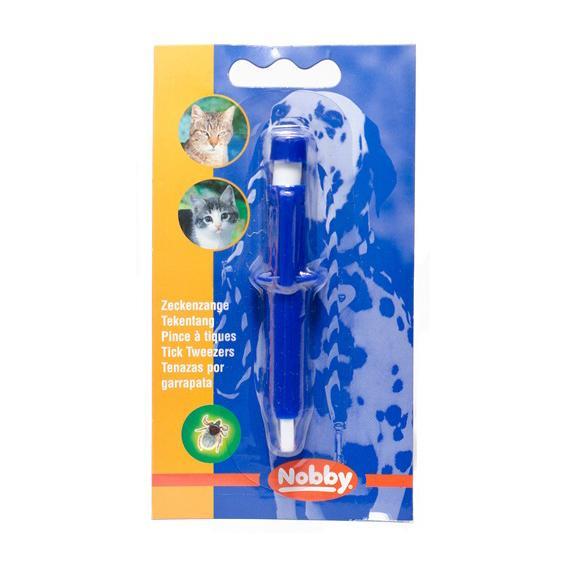 Nobby plastová pinzeta na klíšťata