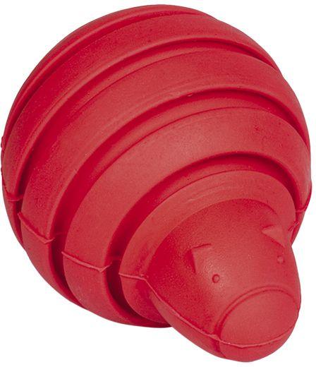 Nobby silná gumová hračka na pamlsky prase 10cm