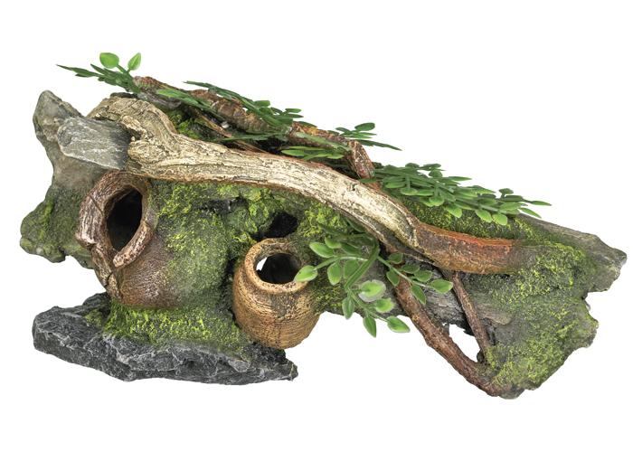 Nobby akvarijní dekorace kořen a nádoby 26 x 14 x 12 cm