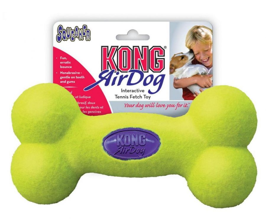 Kong AirDog Bone Large tennisová kost 23cm