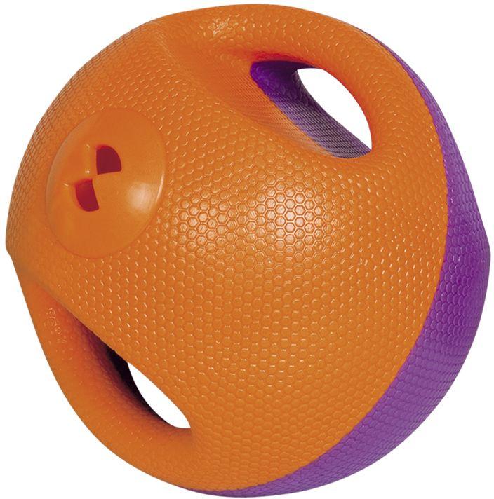 Nobby Power silná hračka s otvorem na pamlsky velká 18,5cm