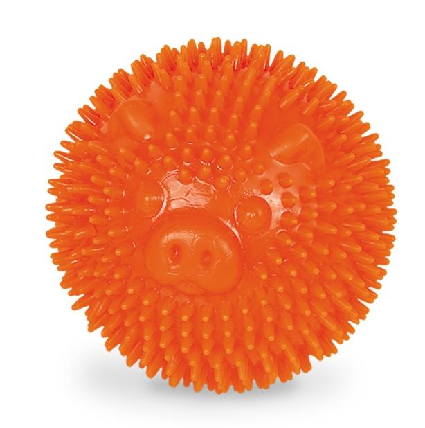 Nobby TRP hračka oranžový míček plovoucí 6,5cm