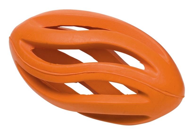 Nobby Rubber Line hračka rugby míč guma 15cm