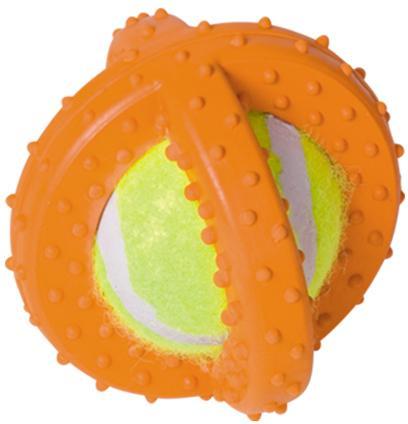 Nobby hračka Rubber Line tenisák 7,5 cm