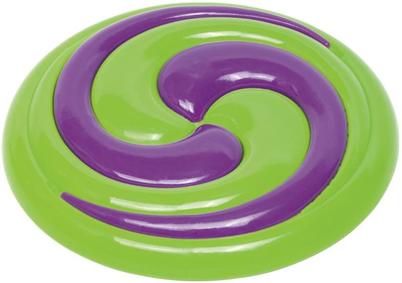 Nobby hračka pro psy termoplastická guma frisbee Hypno 22cm